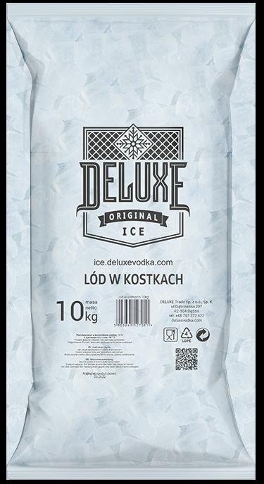 Deluxe Ice - logo